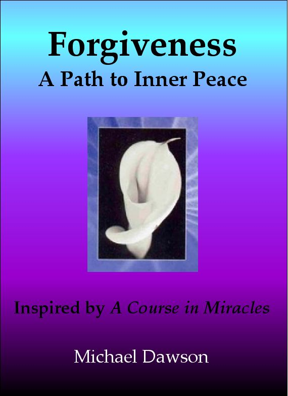 Forgiveness - A Path to                     Inner Peace.